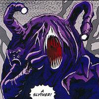 Slyther comic