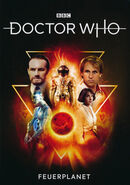 DVD Feuerplanet Mediabook
