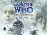 Return of the Daleks (Hörspiel)