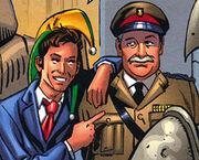Doctor 10 Brigadier