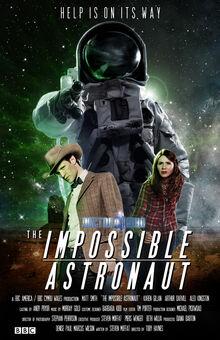 Astronaut Poster