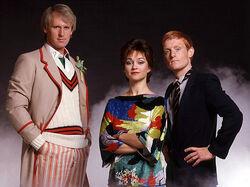Doctor 5 crew