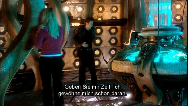 Doctor Who - Wie neu geboren
