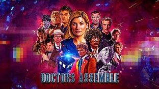 Doctor Who LOCKDOWN Doctors Assemble!