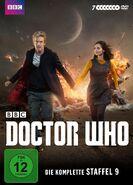 Doctor Who Die Komplette Staffel 9 DVD