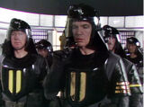 Dalek-Truppen