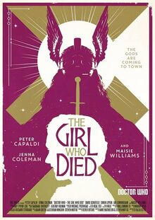 281 The Girl Who Died RadioTimes