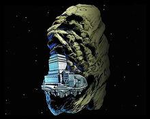 Shada Planetoid