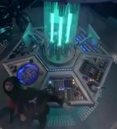 262 Konsole der TARDIS