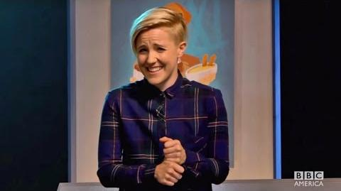 The Doctor's Finest - Hannah Hart Bloopers