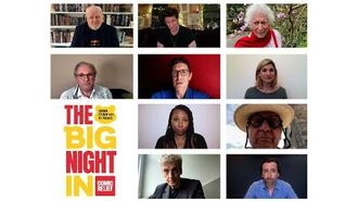 The Doctors Say Thank You TheBigNightIn
