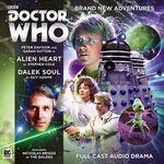 Alien Heart Dalek Soul