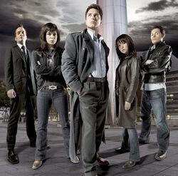 Torchwood crew