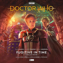 Fugitive in Time (audio story)