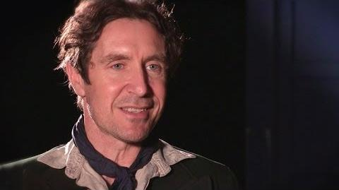 The Surprise- Paul McGann - Doctor Who 50th Anniversary- The Night of the Doctor - BBC