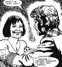 Peri Doctor Wiedersehen