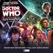 Classic Doctors-New Monsters 2