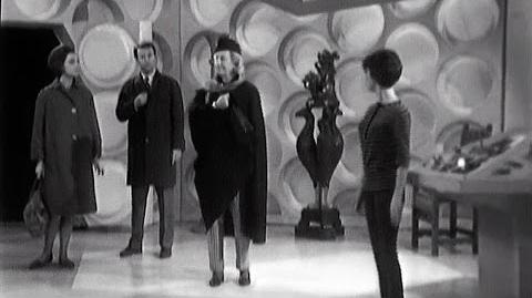 First Time Entering the TARDIS - An Unearthly Child - Doctor Who - BBC