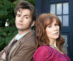 Doctor 10 donna noble
