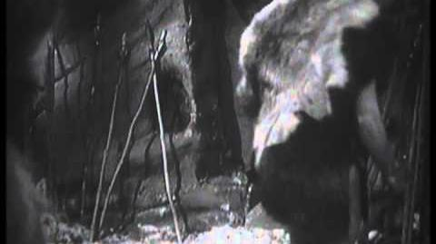 You must not make fire! - An Unearthly Child - BBC