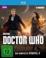 Doctor Who Die Komplette Staffel 9 Blu-Ray