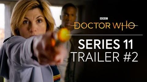 Doctor Who Series 11 Trailer 2