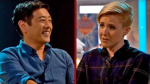 The Doctor's Finest - Hannah Hart interviews Grant imahara - BBC America