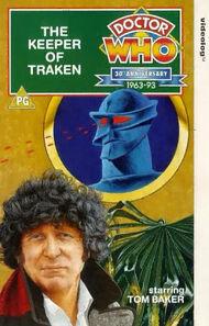 Keeper of Traken VHS