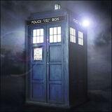 TARDIS des Doctors