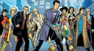Prisoners of time alle doctoren