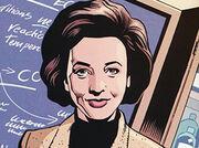 Barbara wright comic