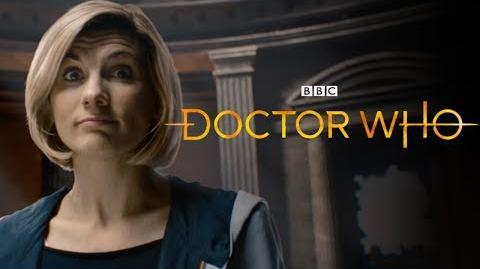 Doctor Who Series 11 Release Date Trailer