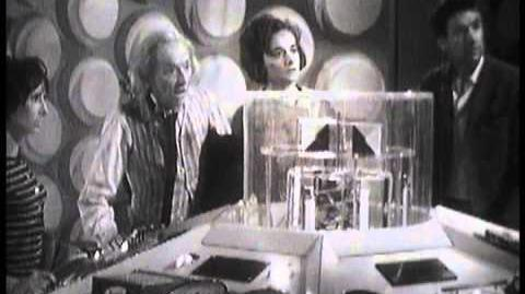 Tardis Getaway - An Unearthly Child - Doctor Who - BBC