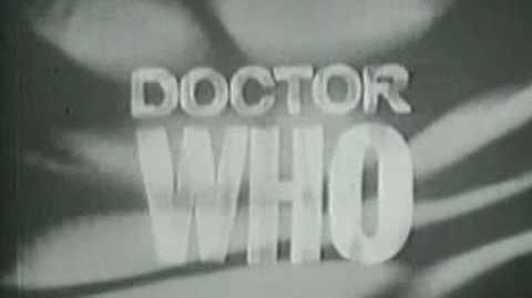 Doctor Who The First Doctor (Intro)