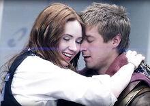233 Amy und Rory auf Hochzeitsreise
