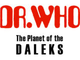 The Planet of the Daleks (Comic)