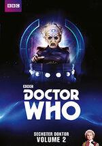 DVD Sechster Doctor 2