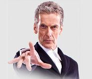 Doctor 12 portrait