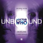 Unbound Deadline front cover