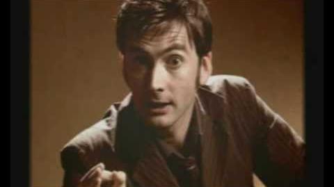 Doctor Who - Nicht blinzeln! (Easter Egg)