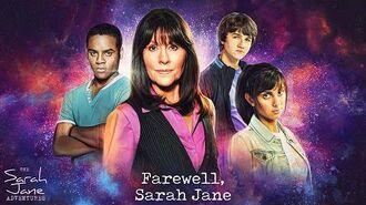Farewell, Sarah Jane Doctor Who