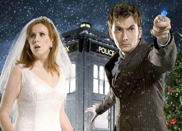 188 The Runaway Bride Doctor Who Torchwood Wiki Fandom