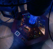 160 Konsole der TARDIS