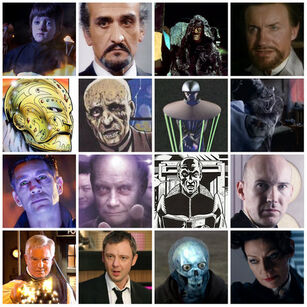 Alle bekannten Inkarnationen des Masters