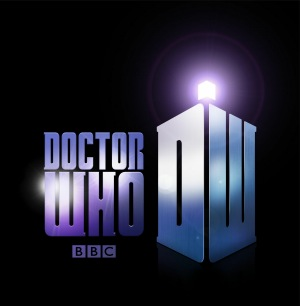 DOCTOR WHO LOGO 2010