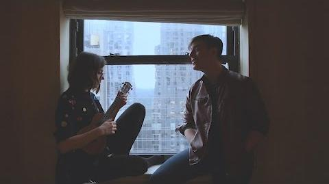 New York, New York - cover with Thomas Sanders dodie