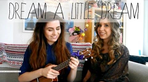 Dream A Little Dream Of Me - with Hazel!