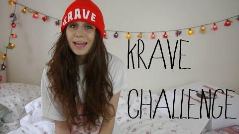 KRAVE CHALLENGE with TimH!