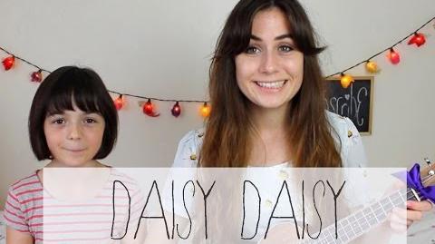 Daisy, Daisy - ukulele cover!
