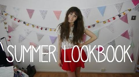 Summer look book!